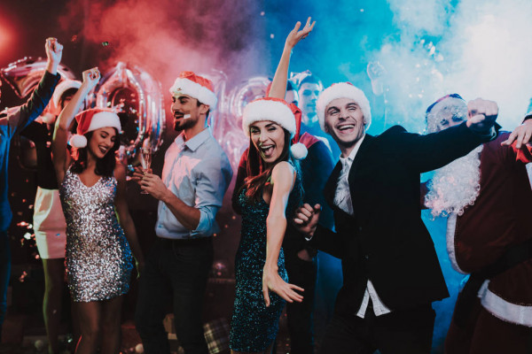 Mobildiskotek & DJ til Julefrokost